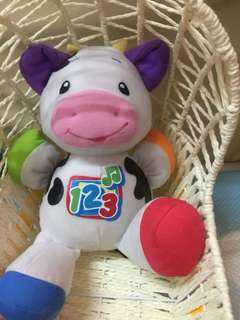 Fisher Price Musical Cow