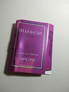 Vial Parfum Lancome Miracle Blossom L'eau de Parfum 1,2ml
