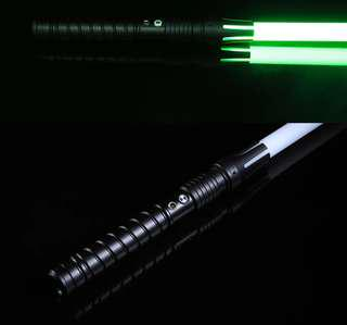 Preorder Eversus: Duel-Ready Combat Lightsaber with Sound (Star Wars Stunt Saber)