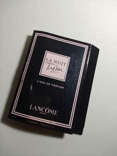 Vial Parfum Lancome Tresor La Nuit Eau de Parfum 1,2ml