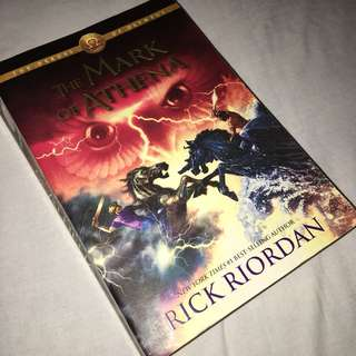 Rick Riordan — The Mark of Athena