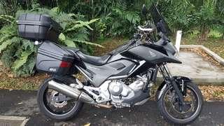 Honda NC700X 2013 Sep Non-ABS