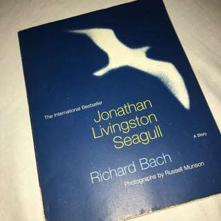 Richard Bach — Jonathan Livingston Seagull