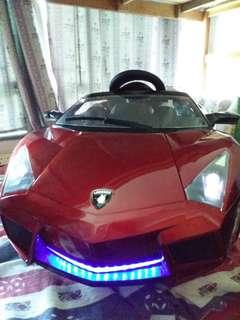 林寶堅尼兒童電動車