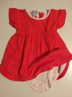 Petit Bateau Dress/Romper