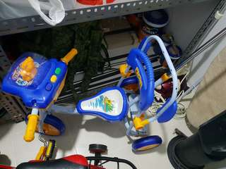 Bicycle for toddlers and kids
