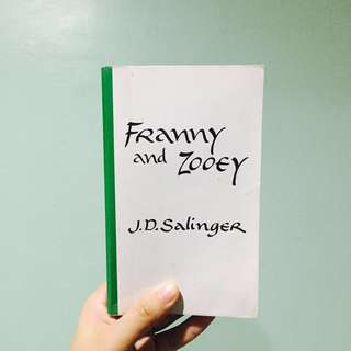 Franny and Zooey, JD Salinger