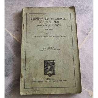 Collectible Book
