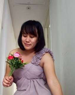 Bridesmaid gown(4-6/set/rent)