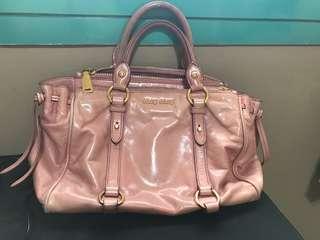 Miu Miu Vitello Lux handbag