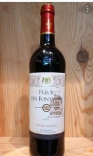 紅酒 Fleur Des Fontaines 2013 Vin De France