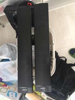 Sony speaker 喇叭