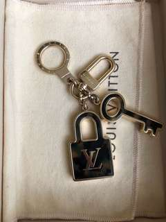 Authentic Louis Vuitton Keychain
