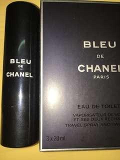 Bleu De Chanel Paris Perfume