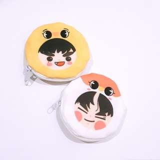 GOT7 JB Yugyeom gotoon coin purse