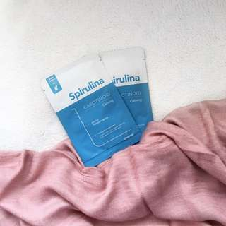 VProve- Spirulina Sheet Mask