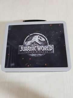 Jurassic World Fallen Kingdom Movie premium lunchbox