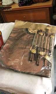 Japan chopsticks & clothe Set
