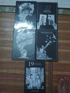 The Faiz Ibrahim books