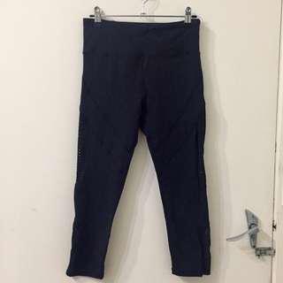 Cotton On Body Black 3/4 Sports Leggings