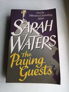Sarah Waters The Paying Guest