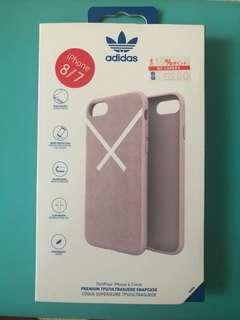 Adidas iPhone 7 / 8 4.7inch 粉紅 電話殼全新Case