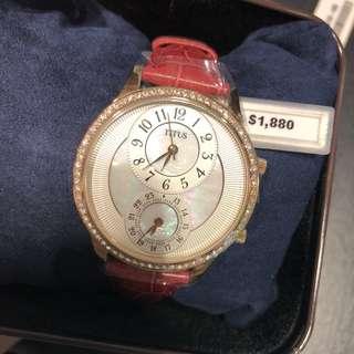 清貨大減價❗️鐵達時女裝錶款