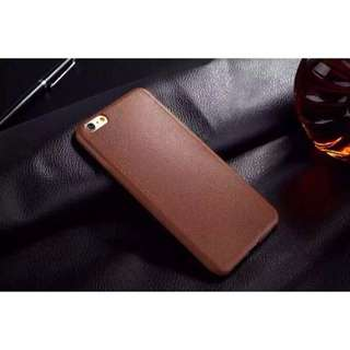 🌼C-1109 Extreme Leather Textured Soft TPU Case🌼