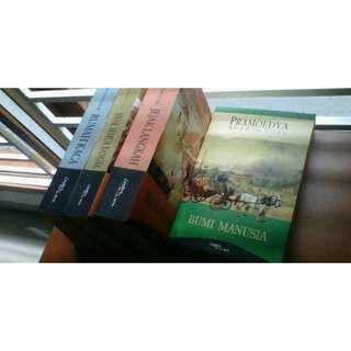 Novel Bumi manusia