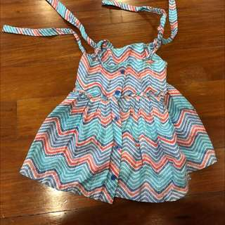 Gingersnaps dress for baby