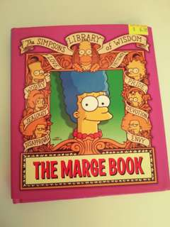 The Simpsons: The Marge Book