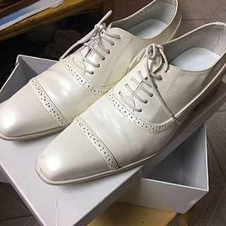 結婚白皮鞋