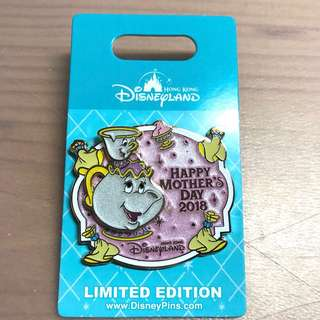 HKDL Disney Mother's Day 2018 LE500 pin
