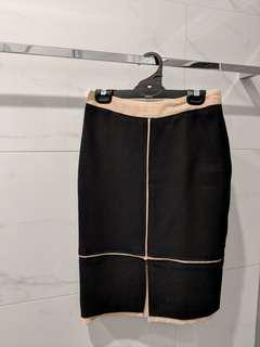 Sheike Black Skirt