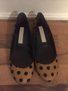 Stella McCartney flats size 37