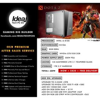 Gaming PC by Ideal Tech SG