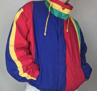 Rare Nautica Jacket