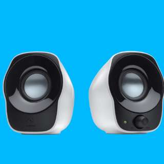 Logitech Z120 Stereo Speakers USB Powered with 1 Year Local Warranty