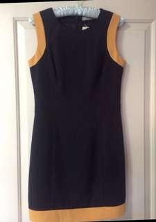 Forcast Dianne 60s shift dress Size 10