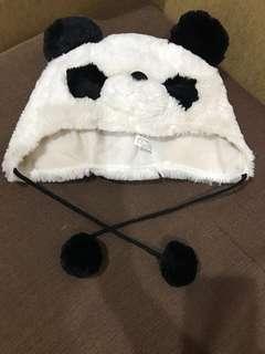 🚚 熊貓🐼帽子