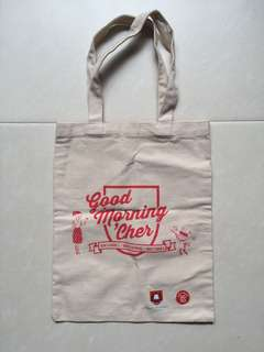 """Good Morning 'cher"" Tote Bag"
