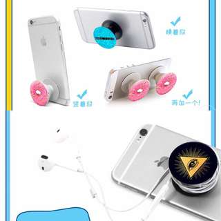 PopSocket Phone Holder / iRing