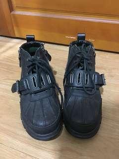 🚚 ralph lauren vintage shoes 稀有款 紐約購入 當時買3000初 size 25.5
