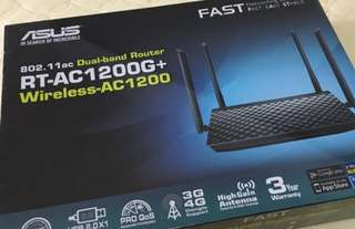 🚚 Perfect Asus Dual Band Router
