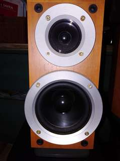 Panasonic bookshelf speakers(pair)
