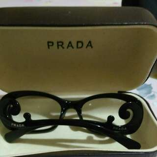 Authentic prada eye wear