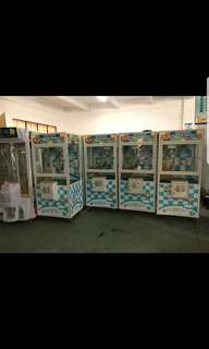 Pre-order Brand new claw machine from factory
