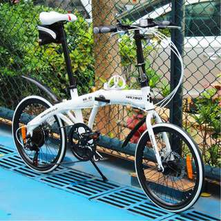 Hachiko bike bicycle Excellent condition 7 speed Shimano gears