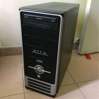 電腦主機 3GHz 4GB RAM