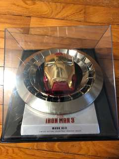 Iron Man 3 Limited Edition Wireless 2.4G Mouse